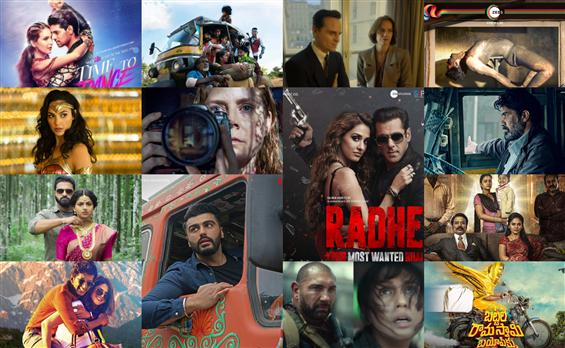 May 2021 Movies on Netflix, Disney Plus Hotstar, Z...