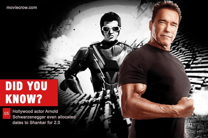 MC: Did You Know 05 - Arnold Schwarzenegger allocated dates for 2.0!