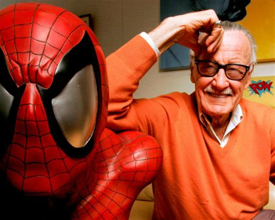 MCU creator Stan Lee dies at 95, Marvel fans & sta...