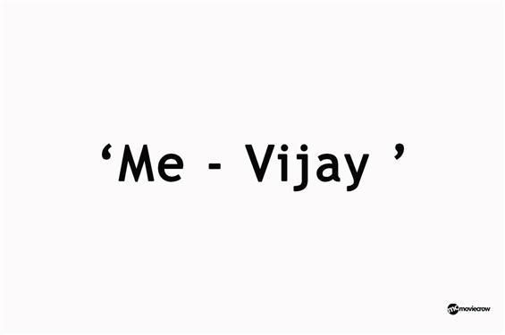 Me-Vijay: Fans trend the Thalapathy actor through ...