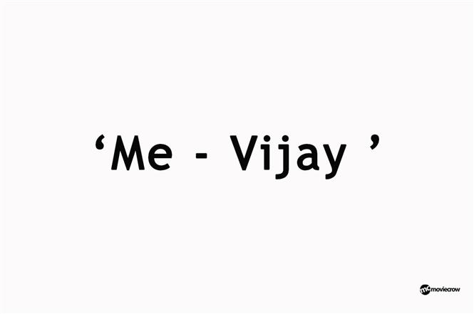 Me-Vijay: Fans trend the Thalapathy actor through a viral game!