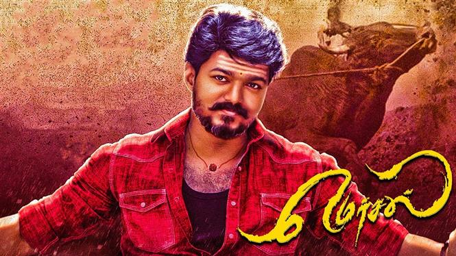 Mersal likely to be first Tamil film to release in China!