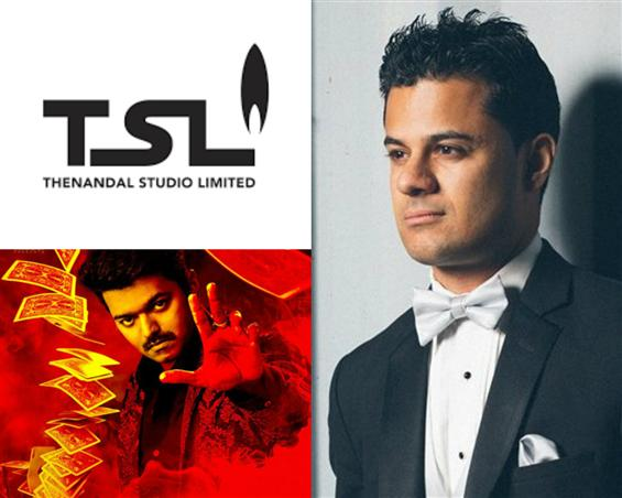 Mersal magician Raman Sharma hits out again at Sri Thenandal Films