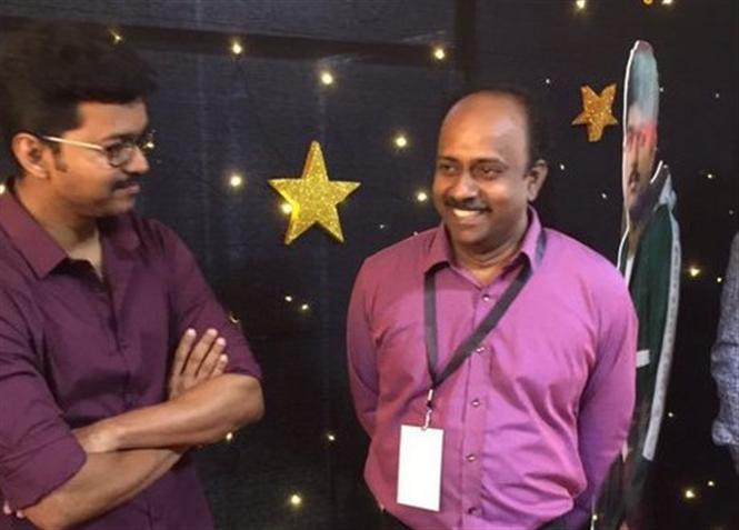Mersal producer Murali Ramaswamy wins TFPC Election!