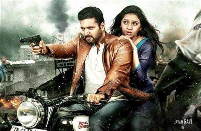 Miruthan Review -  Pleasantly surprising and bumpy ride with the zombies