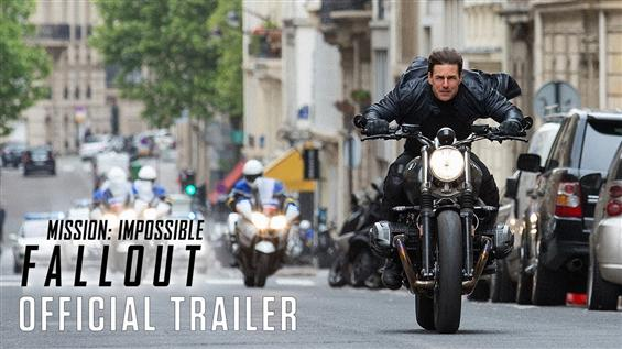 Mission: Impossible - Fallout Trailer feat. Tom Cr...
