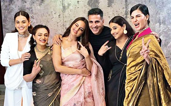 Mission Mangal Day 1 Box Office: Akshay Kumar's hi...