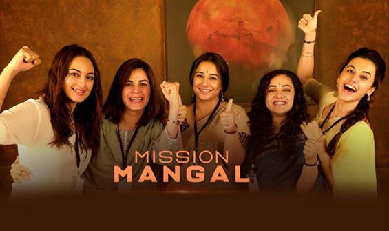 Mission Mangal Day 6 Box Office: Akshay Kumar's film stays strong on weekdays