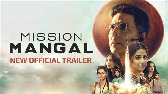 Mission Mangal New Trailer: Akshay Kumar and his team strive to achieve an extraordinary mission