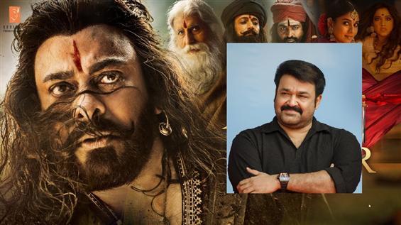 Mohanlal lends voice for Sye Raa Narasimha Reddy M...