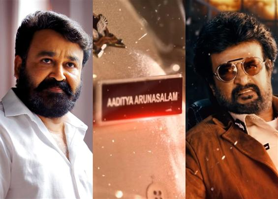 Mohanlal releases Rajinikanth's Darbar Motion Post...