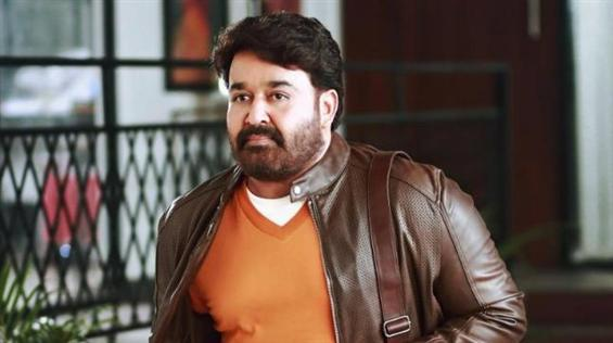 Mohanlal's Neerali Trailer looks intriguing