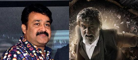 Mohanlal's Oppam with Kabali