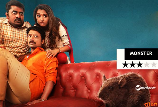 Monster Review - An enjoyable comedy that gets its priorities right!
