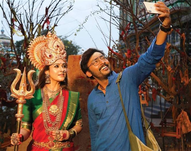 Mookuthi Amman Plot and Movie Stills