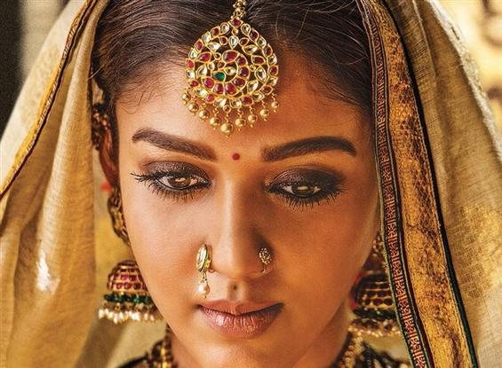 Motion Teaser: Nayanthara as Siddhamma in Sye Raa Narasimha Reddy