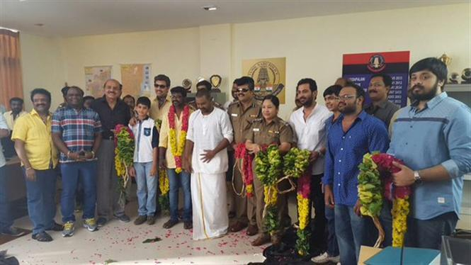 Motta Siva Ketta Siva starts rolling today Tamil Movie, Music