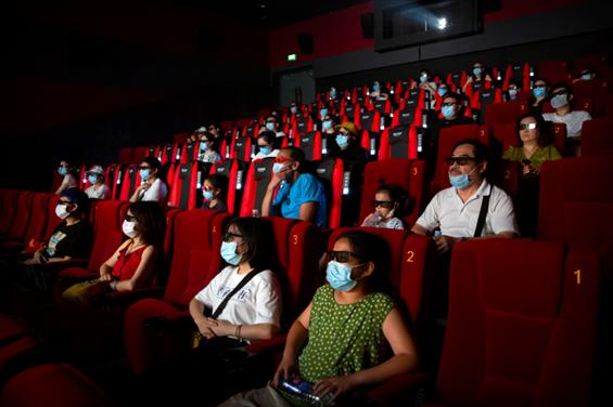 Movie Theaters in India to Re-open From October 15...