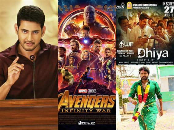 MovieCrow Box Office Report - April 27 to 29
