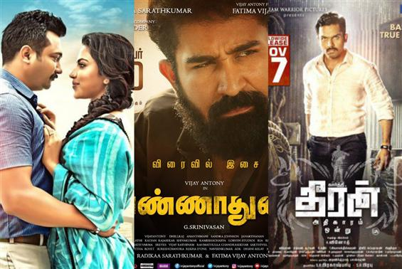 MovieCrow Box Office Report - December 1 to 3