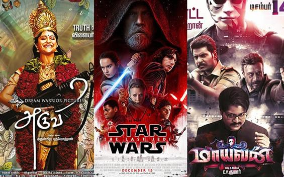 Moviecrow Box Office Report - December 15 to 17