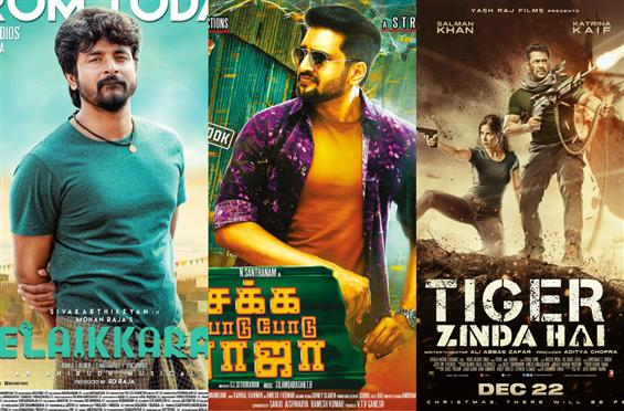 MovieCrow Box Office Report - December 22 to 24