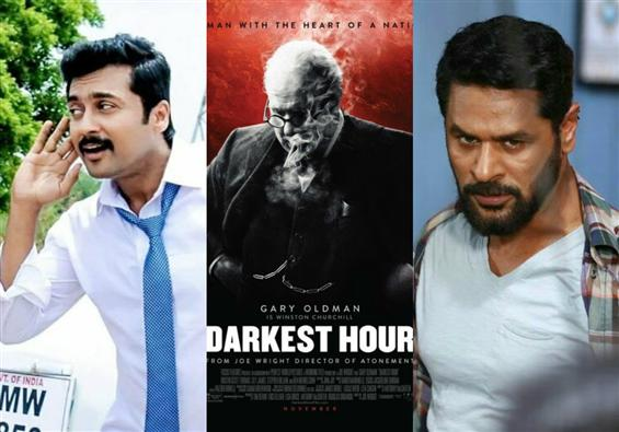 MovieCrow Box Office Report - January 19 to 21