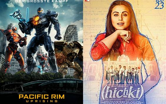 MovieCrow Box Office Report - March 23 to 25