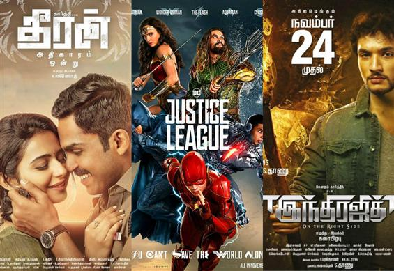 MovieCrow Box Office Report - November 24 to 26