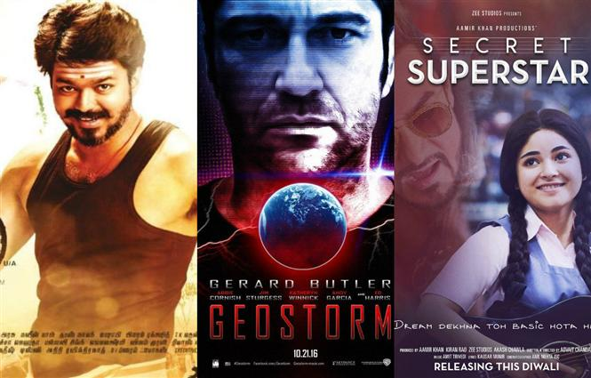 MovieCrow Box Office Report - October 27 to 29