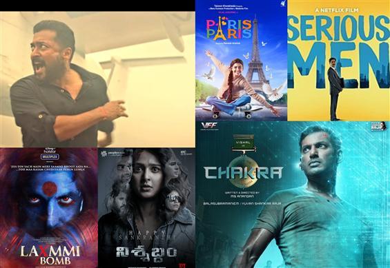 Movies Releasing on OTT Second Half of 2020!