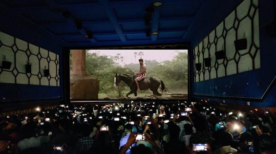 Movies Theaters in Tamil Nadu back to 50% Occupanc...