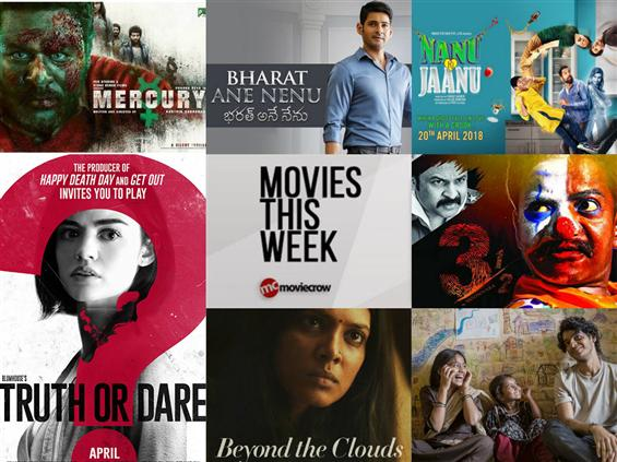 Movies This Week: Bharat Ane Nenu Leads the Way!