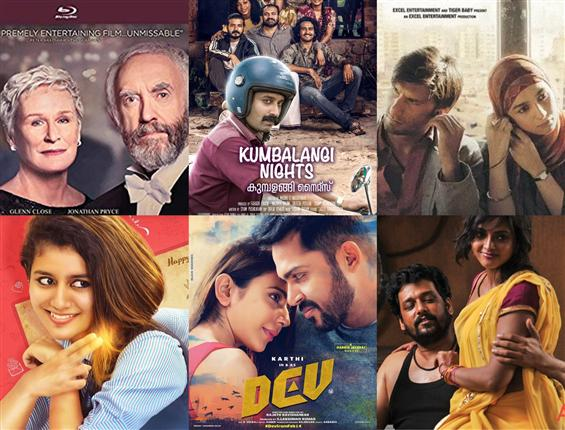 Movies This Week: Gully Boy, Kumbalangi Nights mak...