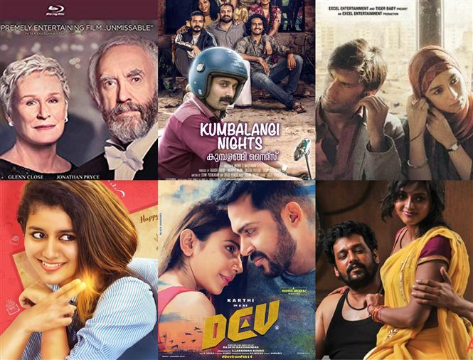 Movies This Week: Gully Boy, Kumbalangi Nights make for a compelling watch!
