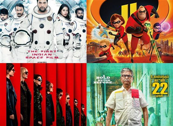 Movies This Week: Incredibles 2 walks the talk!