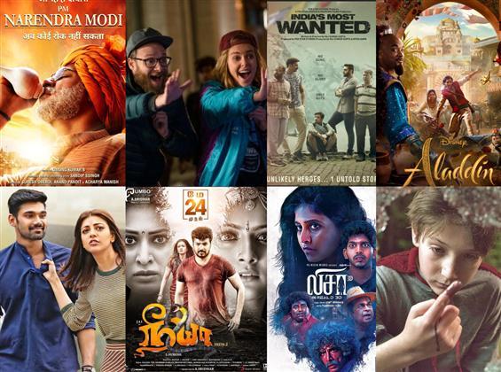Movies This Week: Ishq tops while Aladdin & Longsh...