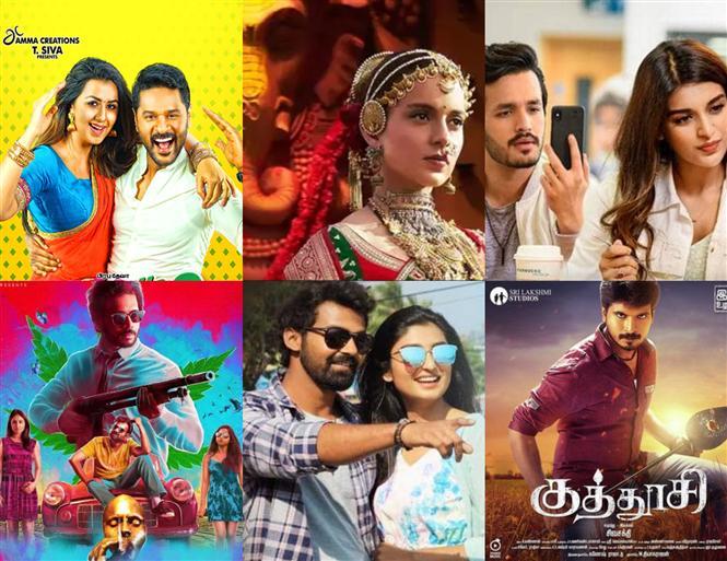 Movies This Week: Kangana & Manikarnika outshine all else!