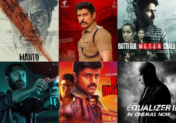 Movies This Week: Manto, Varathan make for a compe...