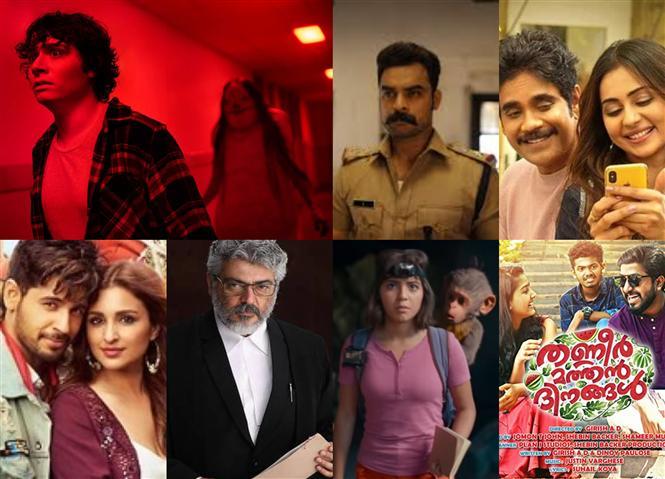 Movies This Week: Nerkonda Paarvai grabs top spot, Thanneer Mathan Dinangal impresses!