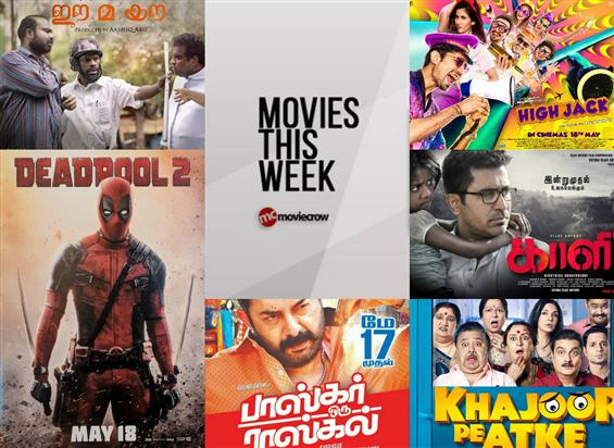 Movies This Week: Non-Tamil releases dominate yet again!