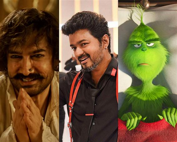 Movies This Week: Sarkar, Thugs of Hindostan & The...
