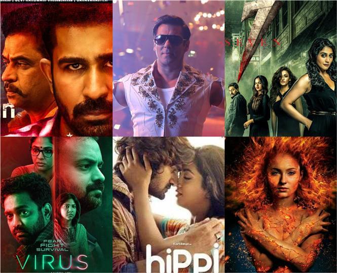 Movies This Week: Virus, Kolaigaran & Bharat put up an excellent show!