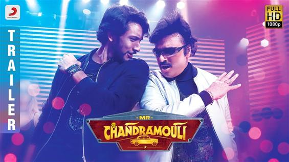 Mr. Chandramouli Trailer feat. Karthik, Gautham Ka...
