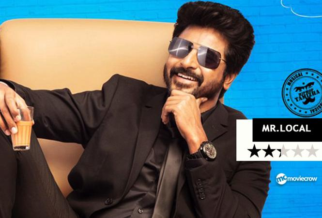 Mr Local Review - Recycled Jokes in a familiar terrain!