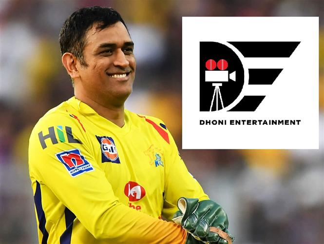M.S. Dhoni turns to OTT! To produce a web-series under Dhoni Entertainment!