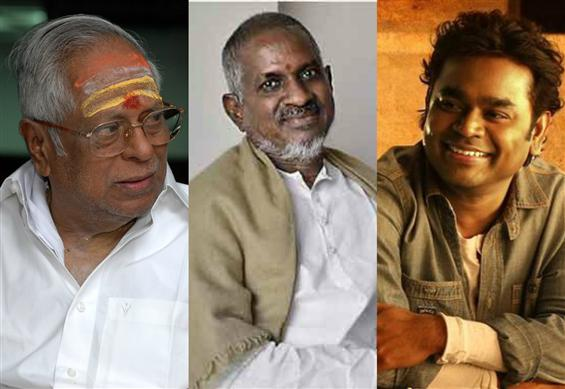 MSV, Ilayaraja, A.R. Rahman: Story behind these co...