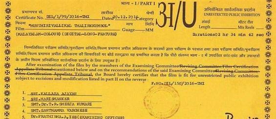 Munthirivallikal Thalirkkumbol - Censored