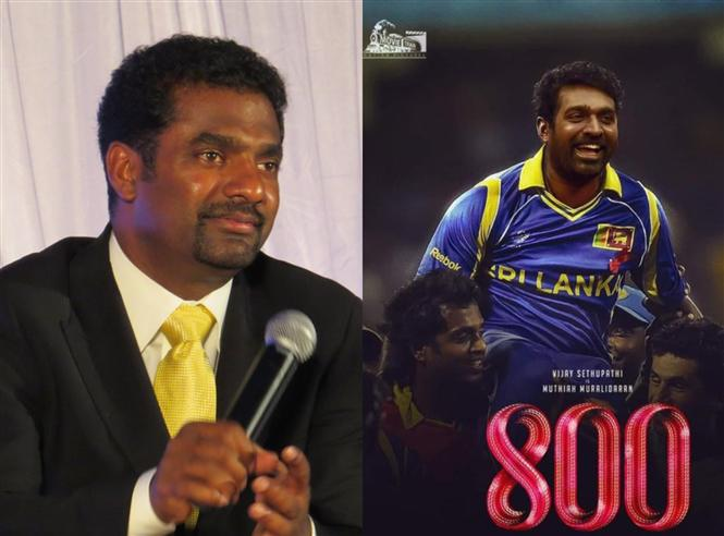 Muthiah Muralidaran: Is it my fault that I was born a Sri Lankan Tamil?
