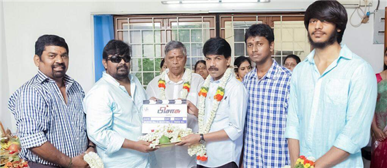 Mysskin Pisaasu film pooja held today